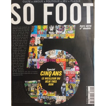 Magazine SO FOOT NUMERO 54 : PRINTEMPS 08
