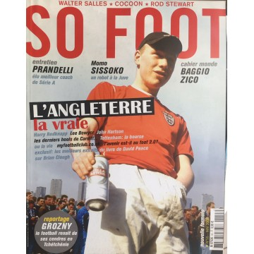 Magazine SO FOOT NUMERO 55 : MAI 2008