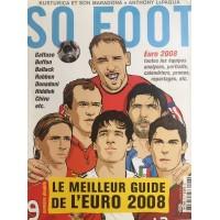 Magazine SO FOOT NUMERO 56 : JUIN JUILLET 2008