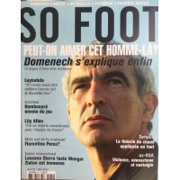 Magazine SO FOOT NUMERO 65 : MAI 2009