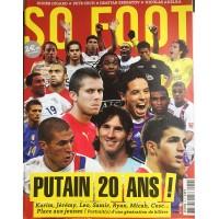 Magazine SO FOOT NUMERO 48 : OCTOBRE 2007