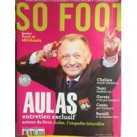 Magazine SO FOOT NUMERO 49 : NOVEMBRE 2007