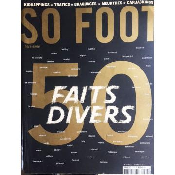 Magazine SO FOOT NUMERO HS 7 : HIVER 2013