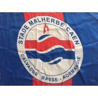 Drapeau STADE MALHERBE  CAEN Calvados Basse Normandie