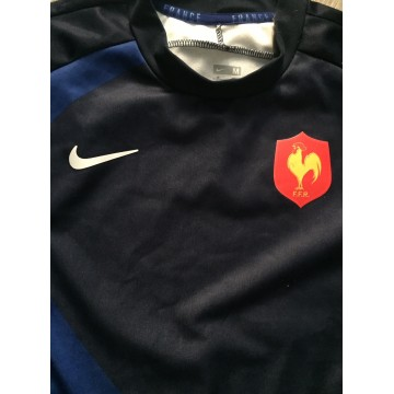 Maillot RUGBY F.F.R. Nike taille M FRANCE