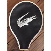 ETUI Protection Pochette raquette de tennis en bois LACOSTE