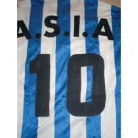 Maillot Ancien A.S.I.A N°10