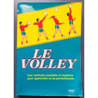 Livre ancien LE VOLLEY 1985 Jeff LUCAS 174 pages