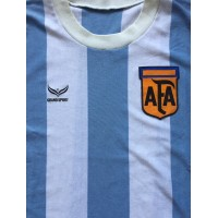 Maillot ancien ARGENTINA AFA taille M Grand Sport Argentina