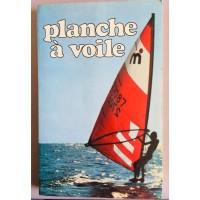 Livre initiation PLANCHE A VOILE Superflash 1981