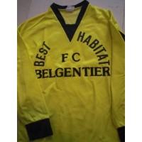 Maillot ancien FC Belgentier N°12