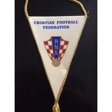 Fanion CROATIAN FOOTBALL FEDERATION HNS Croatie