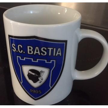 MUG Grande Tasse SCB BASTIA 1905