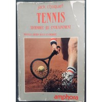 Livre ancien TENNIS Technique - Jeu - Entrainement amphora 1986