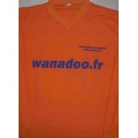 Maillot Challenge WANADOO saison 2000-2001 taille L