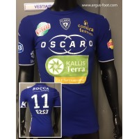 Maillot SCB BASTIA porté N°11 National 3 taille XL