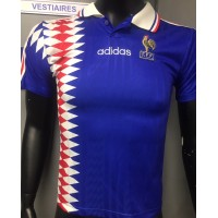 Maillot EQUIPE DE FRANCE F.F.F taille XS N°9