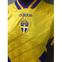 Maillot EQUIPE DE LA SUEDE S.F.F. taille M adidas