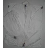 Kimono Occasion enfant blanc MATSURU 140