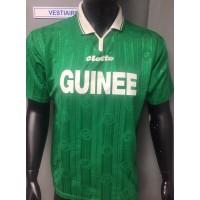 Maillot Equipe nationale de la GUINEE porté N°7 taille XL