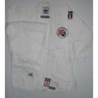 Kimono Occasion ADIDAS enfant blanc  T.140 Judo Club Bastiais