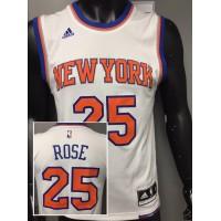 Maillot Baket-ball NBA NEWYORK N°25 ROSE taille S adidas