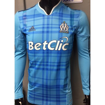 Maillot OM adidas Taille S BETCLIC manches longues