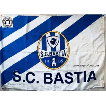 Drapeau Echarpe SCB Bastia saison 2000