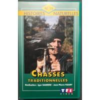 Cassette K7 HISTOIRES NATURELLES N°15 Chasses Traditionnelles