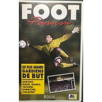 Cassette K7 FOOT PASSION Les plus grands gardiens de but