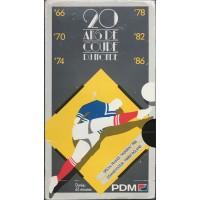 Cassette K7 20 ans de COUPE DU MONDE