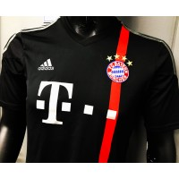 Maillot FC Bayern Munich Munchen taille M adidas noir