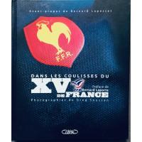 Livre Dans les Coulisses du XV de FRANCE Editions Lafon 2007
