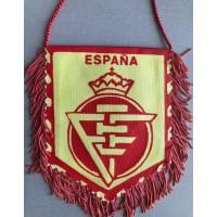 Fanion ESPANA Football ESPAGNE ancien