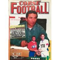 Ancien CORSE FOOTBALL N°18 Mensuel MAI 1996