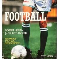 Livre ancien FOOTBALL Robert Herbin et Rethacker 158 pages