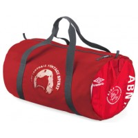 LE FOOTBAGG AJAX AMSTERDAM sac de Sport rouge (BA18))