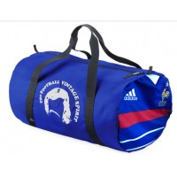 LE FOOTBAGG EQUIPE DE FRANCE 98 N°11 PIRES  sac de Sport bleu (BA26)