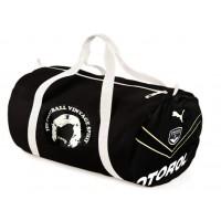 LE FOOTBAGG Girondins de BORDEAUX sac de Sport noir  (BA32)