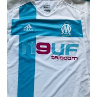 Maillot Occasion ADIDAS OM Marseille saison 2004-05 taille M
