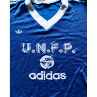 Ancien Maillot Football UNFP adidas Ventex taille L