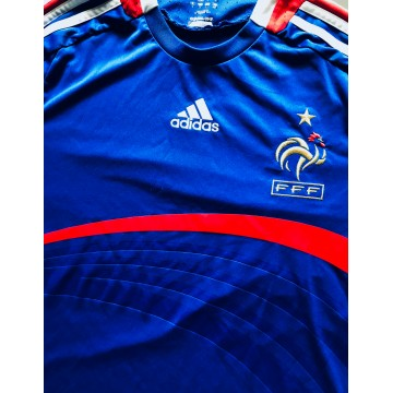 Maillot Equipe de FRANCE ADIDAS F.F.F Taille S