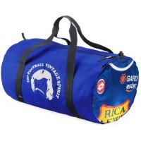 LE FOOTBAGG ESTAC TROYES Perquis sac de Sport bleu (BA70)
