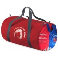 LE FOOTBAGG GFCA AJACCIO sac de Sport rouge  (BA71)