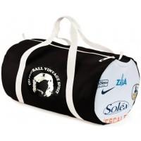 LE FOOTBAGG SCB BASTIA F.B.I.R ILE-ROUSSE Corse  sac de Sport Noir (BA75)