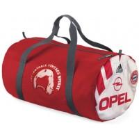 LE FOOTBAGG BAYERN MUNICH N°8 sac de Sport rouge  (BA79)