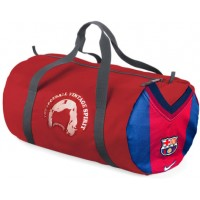 LE FOOTBAGG FCB BARCELONA sac de Sport rouge  (BA80)