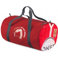 LE FOOTBAGG AS SAINT FLORENT OLETTA N°10 sac de Sport Rouge (BA81)