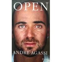 Livre OPEN Andre Agassi 500 pages PLON