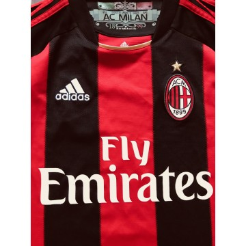 Maillot MILAN AC adidas FLY EMIRATES taille M